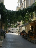 piękne uliczki Kerkyry (KOrfu)